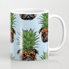 Pineapple Pug Mug