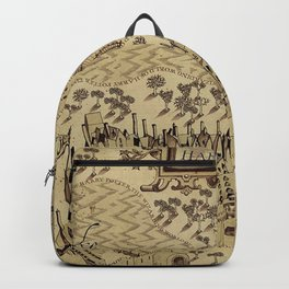 The Wizard world of Hogwarts Backpack