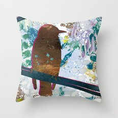 I Saw This In A Dream Throw Pillow