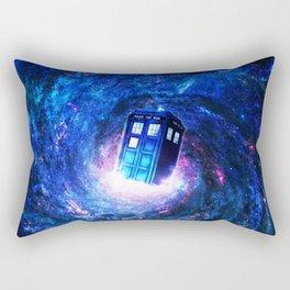 Tardis Doctor Who Vortex Rectangular Pillow