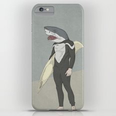 SHARK SURFER iPhone 6 Plus Slim Case