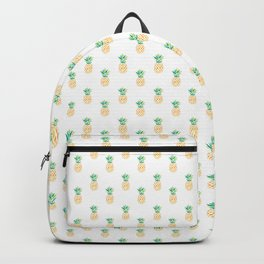 Summer Pineapple Backpack