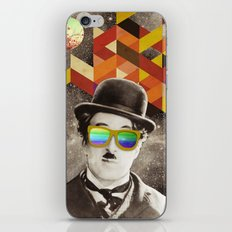 Public Figures Collection - Chaplin iPhone & iPod Skin