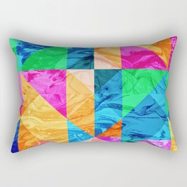 Geometric XXIX Rectangular Pillow