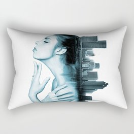 About this City Rectangular Pillow
