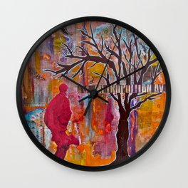 Finding My Way (The Path to Self Discovery/Actualization) Wall Clock