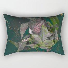 Symbiotic Relationship of Wilting Rectangular Pillow
