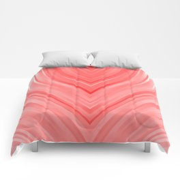 stripes wave pattern 3 2si Comforters