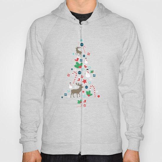 O Christmas Tree Hoody