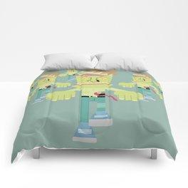 Franken-Zombie Comforters