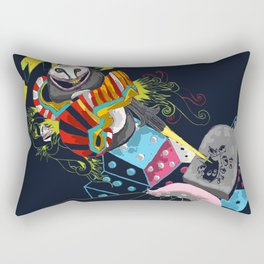 Escape from nothingness Rectangular Pillow