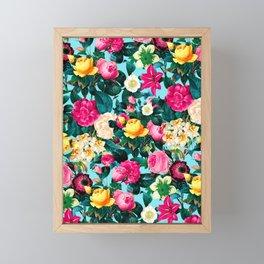VINTAGE GARDEN II Framed Mini Art Print