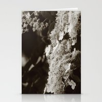 climbing Stationery Cards featuring Climbing hydrangea by Christine baessler