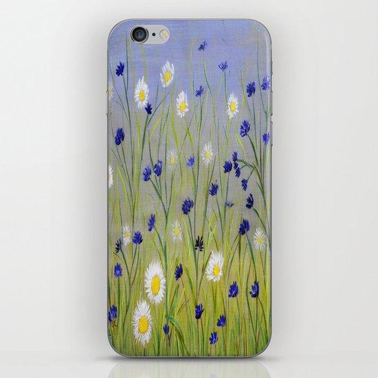Gentle breeze iPhone & iPod Skin