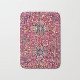 Bakhtiari West Persian Rug Print Bath Mat