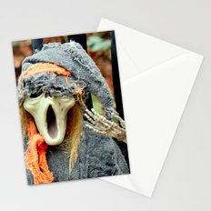 The Fence - Din' See Nuttin' Oooo Stationery Cards