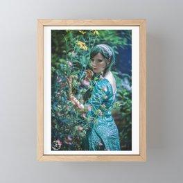 Fairy of the sea Framed Mini Art Print