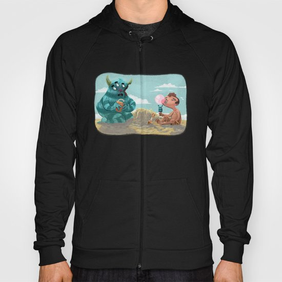 Death of the Imagination Hoody