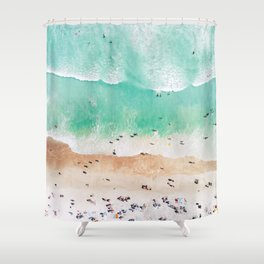 Beach Mood Shower Curtain