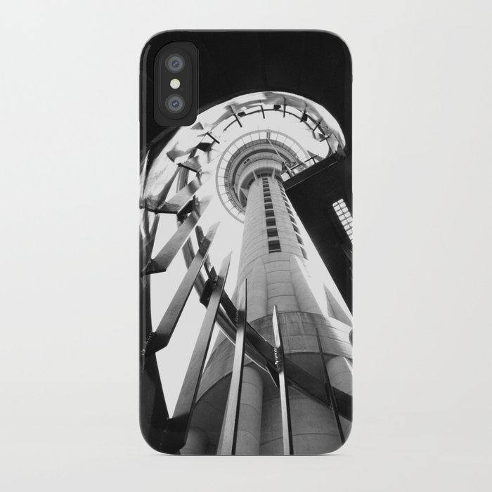 Skytower iPhone Case