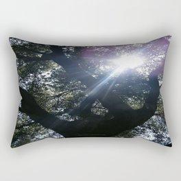 Treason TreeSun Rectangular Pillow