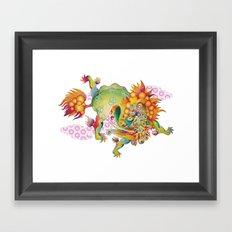The Dream Eater Framed Art Print