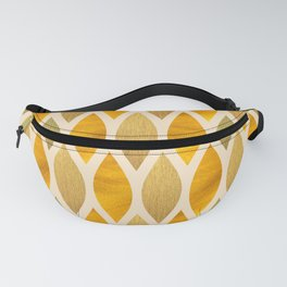 Golden Scales Fanny Pack