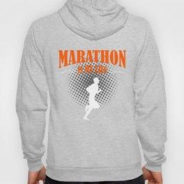 Marathon Is My Life Hoody