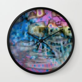Sleepytime Wall Clock