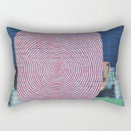 MR. Nobody Rectangular Pillow