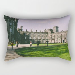 Kilkenny castle ireland Rectangular Pillow