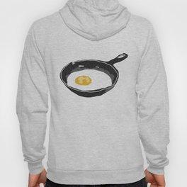 Egg in a Frying Pan Hoody
