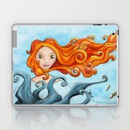 The Dryad of the King-Tree Laptop & iPad Skin