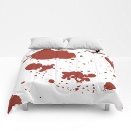 ¿Temes que esté envenenada? Comforters