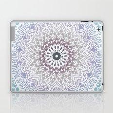 BLUE SUMMER MANDALA Laptop & iPad Skin