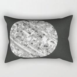 Techno Morning. Rectangular Pillow