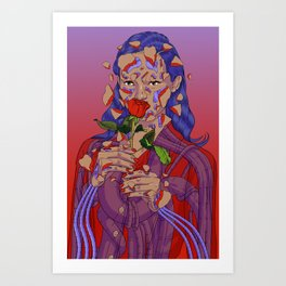 Someone Special Art Print