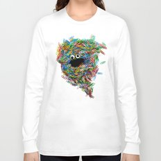 Clip Art: Behemoth! Long Sleeve T-shirt