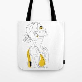 Color Beauty Tote Bag