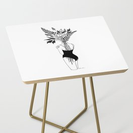 Fragile Side Table