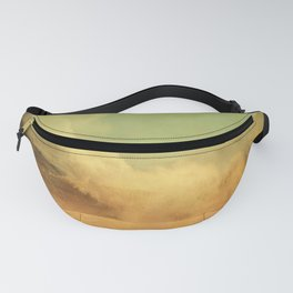 I dreamed a storm of colors Fanny Pack
