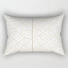 Zen Leaf Rectangular Pillow