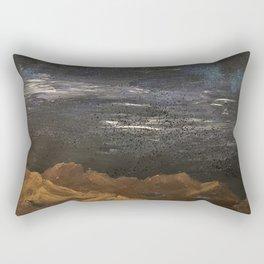 Dark, beautiful skies Rectangular Pillow