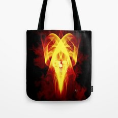 Face Of Death Tote Bag