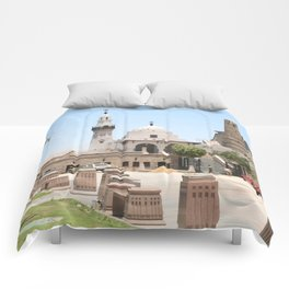 Temple of Luxor, no. 15 Comforters