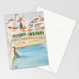 Cadaques, Spain Stationery Cards