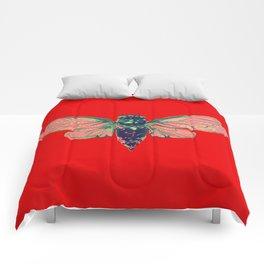 17 Year Cicada Comforters