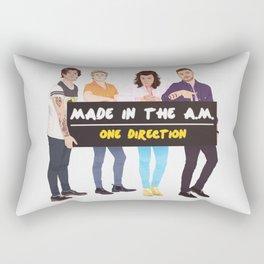 Made in the A.M. Rectangular Pillow