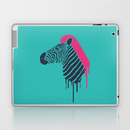 Zebra's Not Dead II Laptop & iPad Skin