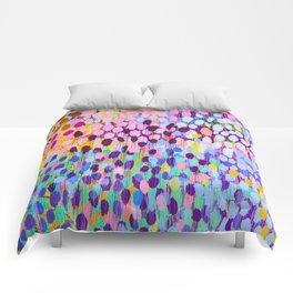 Paint dots Comforters